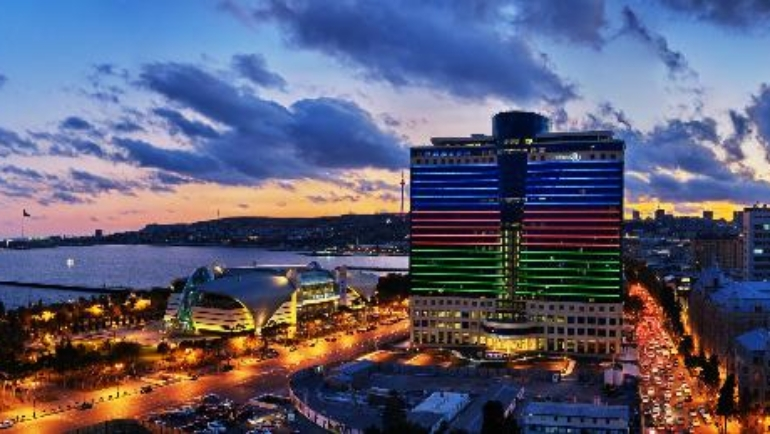 Международная конференция InvestPro Azerbaijan Baku 2016